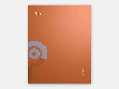 Time 2.1, 1/3 redshift animation poster motion design motiongraphics motion abstract 3d art renders 3d uxui interface render ux uidesign webdesign uiux figma ui design