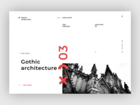 Gothic Architecture Main Page