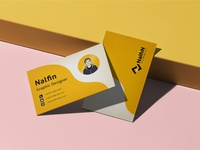Nalfin Business Card