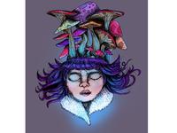 Princess Of Fungus