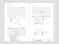 Web Design Process And Wireframes