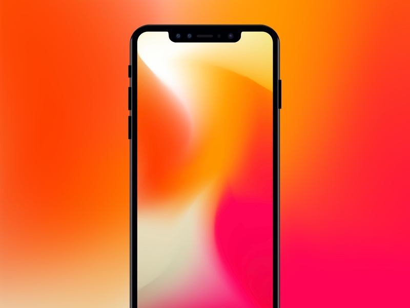 Ios 11 Gradient Mesh Wallpaper By Magnus Tviberg On Dribbble
