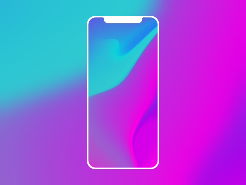 Abstract Mesh Gradient Wallpaper By Magnus Tviberg On Dribbble
