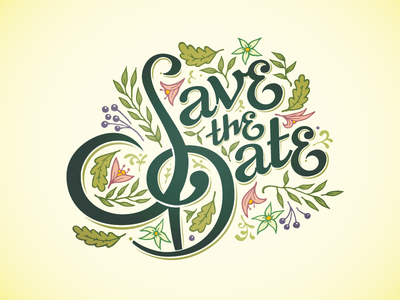 Save The Date Finished