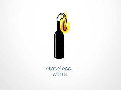 Stateless wine