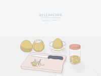 Researcher#1