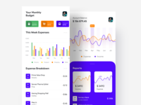 Budget Calculation App