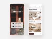 Real Estate Property Finder Mobile App
