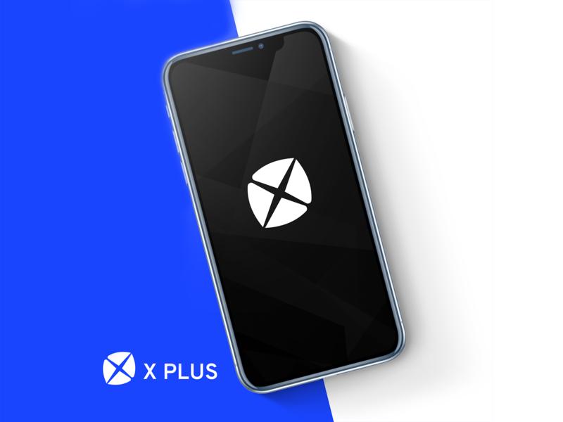 X Plus App Icon app iocns icon set x letter x x plus ios icon app icons icon designs icon designer icon design