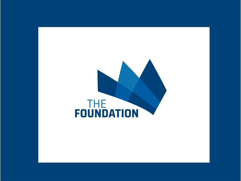 The Foundation Logo Design
