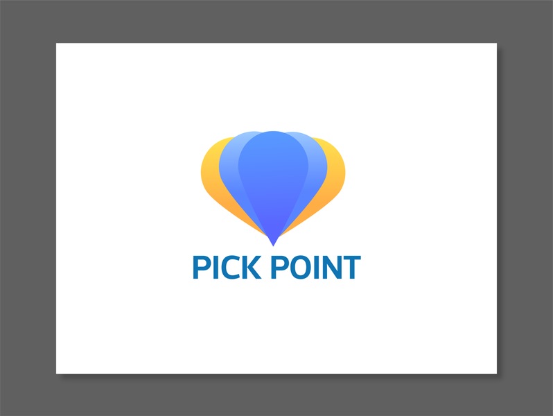Pick Point Logo