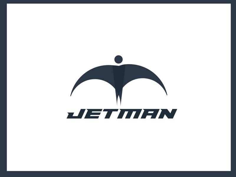 Jetman Logo vector logotype company logo brand logo branding logo design branding airplane logo airplane jetman jetman logo logos logo design concept logo designer logodesign logo