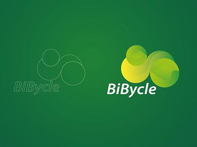 Bi Bycle Logo iconic logo logodesign icons logo logos cycles bycle