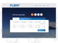 Flight Booking Web