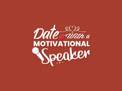 Date with Motivational Speaker LOGO