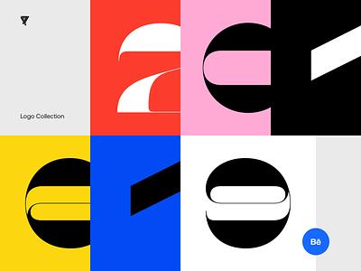 Logo Collection 2016—19 graphic design branding logo