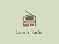 LunchRadio Logo