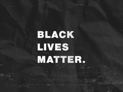 Black Lives Matter material craft paper justice black lives matter blm retro rustic poster typogaphy