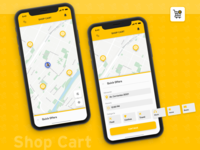 Shop Cart - Retail Mobile App