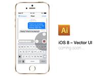 iOS 8 - Vector UI - coming soon