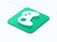 Game hall icon