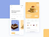 Dessert Recipe App
