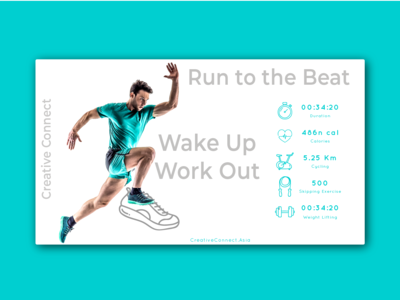 Daily UI - 41 Work Out