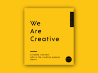 Creative Connect - Yellow