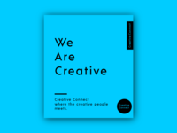 Creative Connect - Poster Design