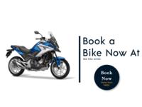 Bike - Book Now