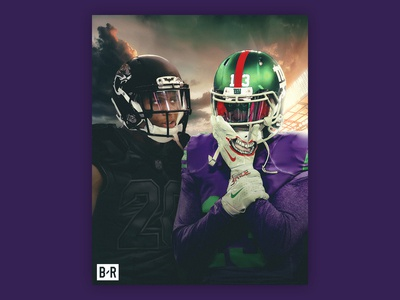 OBJ vs. Ramsey in Gotham