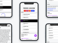 Mobile playlist