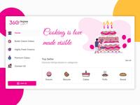 360 Degree Cakes & Bakes