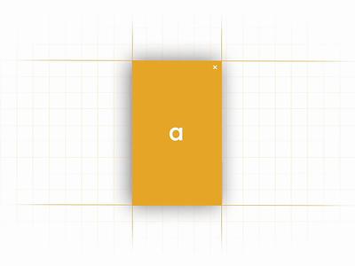 Floating Action Button - GOLDEN RATIO UX action uiux design motion design animation interaction design ux design fab golden ratio