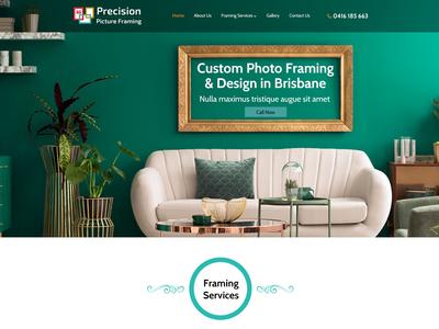 Precision Picture Framing