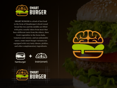 Burger Logo Designs Themes Templates And Downloadable Graphic Elements On Dribbble
