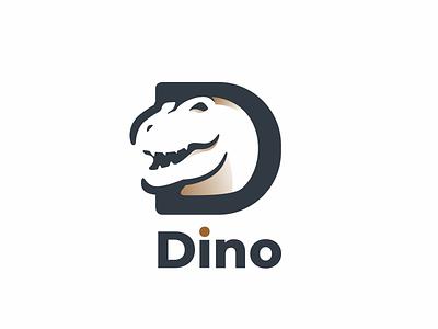 Dino ux vector logo ui inspiration graphic brand branding illustration design