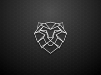 Lion Monogram Logo
