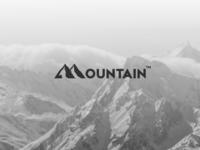 Mountain Wordmark Logo