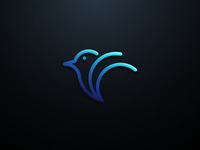 Bird Monogram Logo