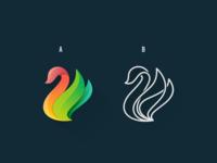 Swan Logo Exploration