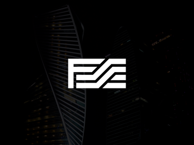 Letter Mark FS Logo lettermark wordmark monogram logotype art typography inspiration vector icon awesome illustration graphic designer company branding brand design logo