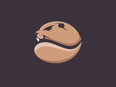 Coffee beaver Logo