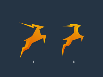 Power Deer  Logo, Which one ?