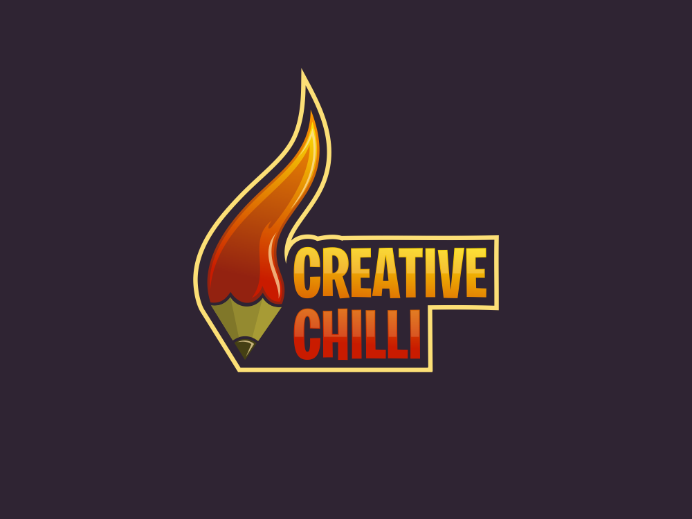 Creative Chilli by Garagephic Studio on Dribbble