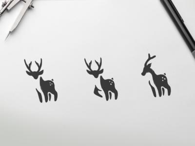 Deer Logo Exploration