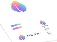 Logo for Mbun company