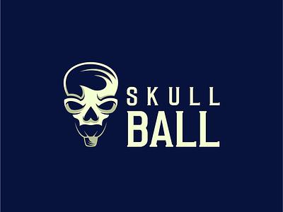 SkullBallon ballon skull negative space hidden meaning art inspiration icon dualmeaning awesome vector illustration graphic designer branding brand design logo