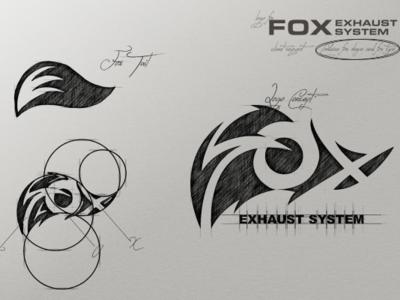 Fox by Garagephic Studio on Dribbble