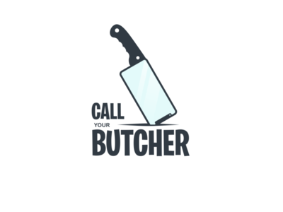CALL YOUR BUTCHER LOGO